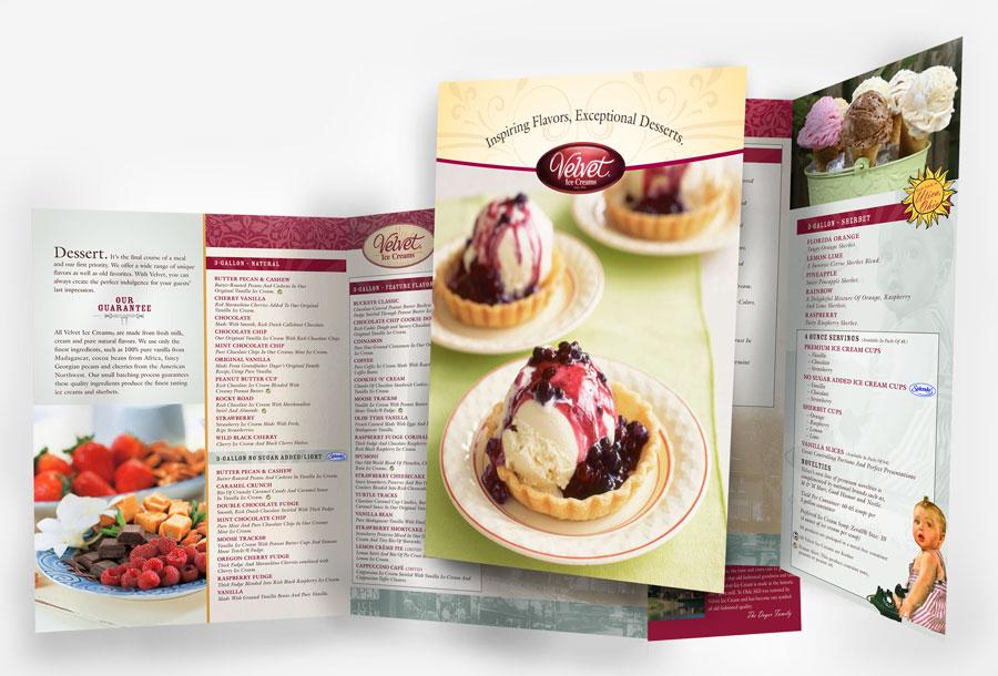 Velvet Food Service Brochure