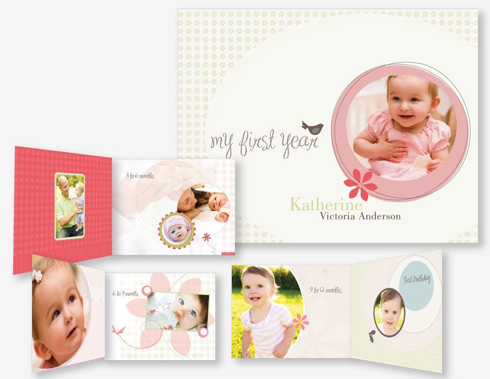 Photo Book for online photo album