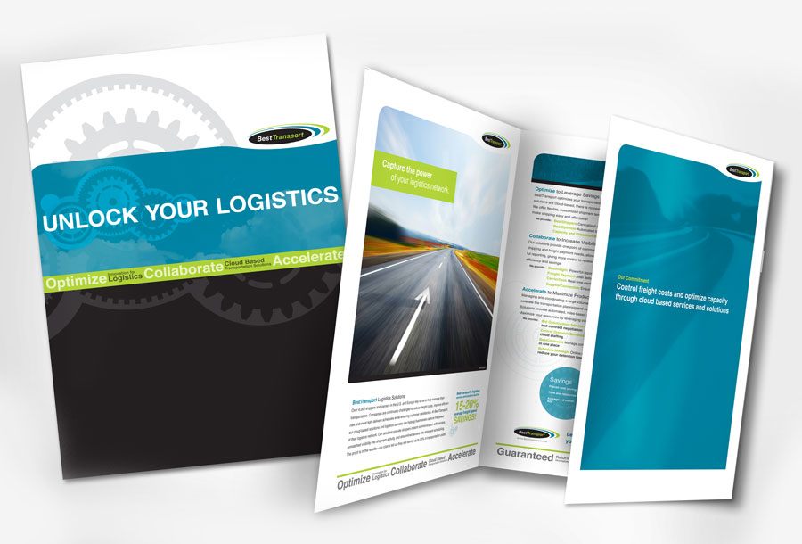 Best Transport Folder and Sales Sheets