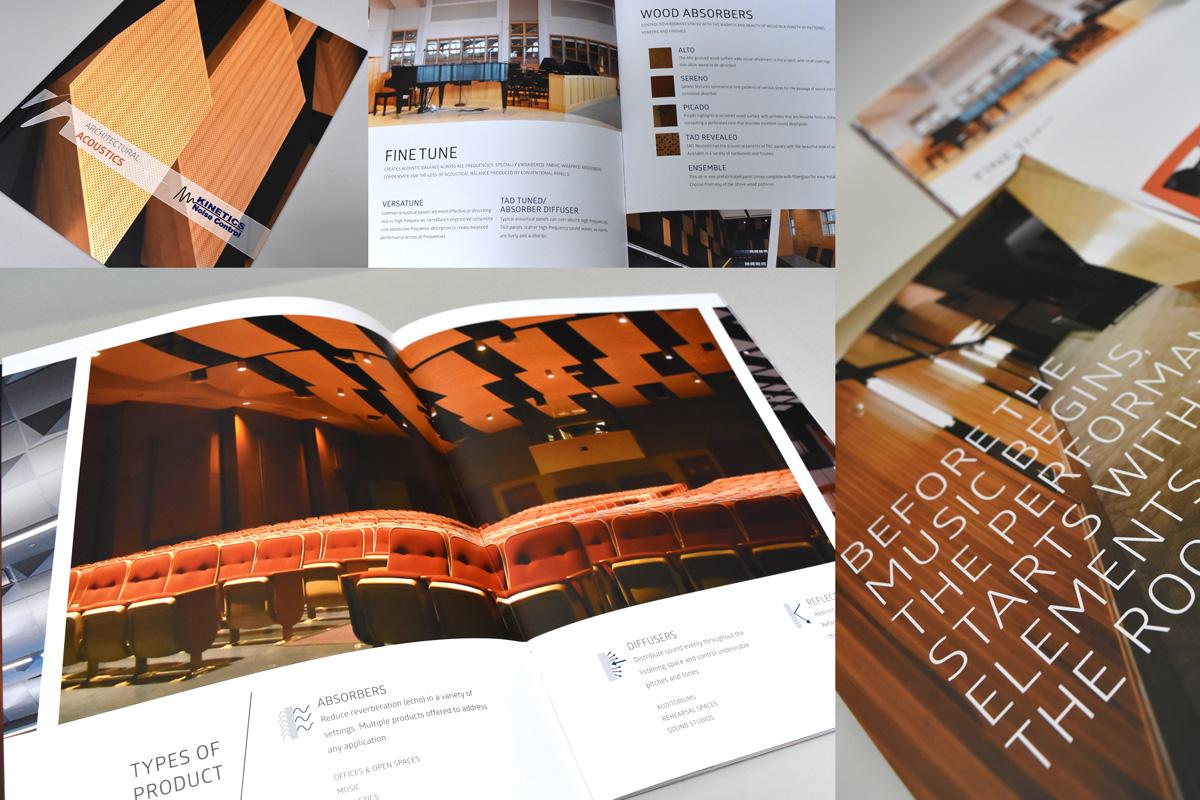 Kinetics Architecture Brochure